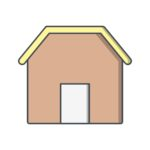 Barn Vector Icon Sign Icon Vector Illustration For Personal And Commercial Use... Clean Look Trendy Icon...