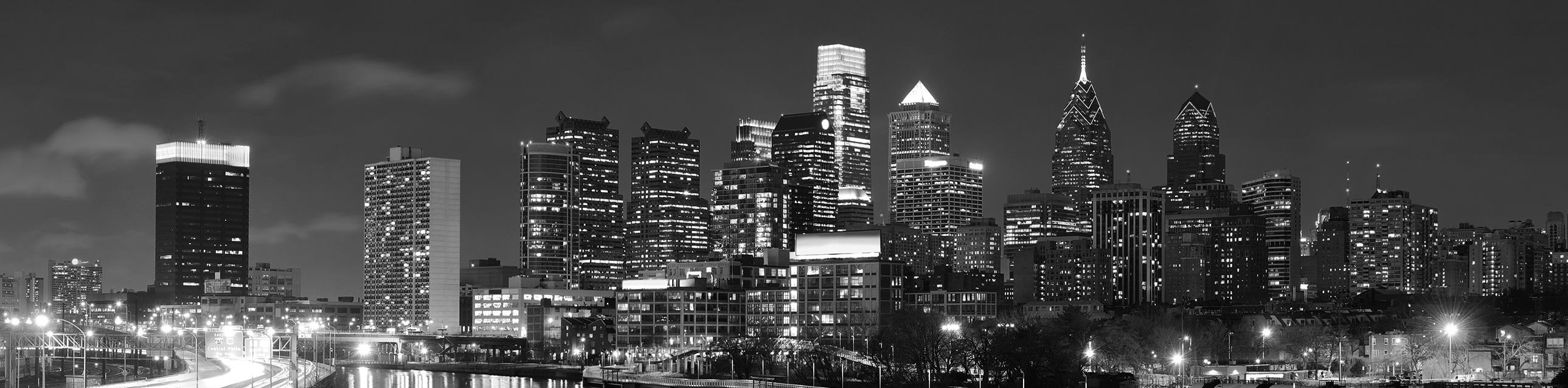 Philadelphia-skyline-at-night